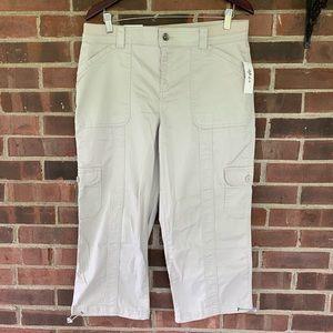 NWT Style & Co cropped Capri pants